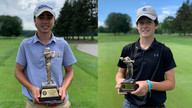 Gruninger and Kilmartin win the Junior District Match Play Championship