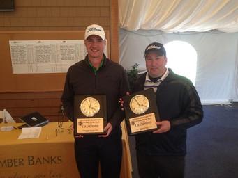 Evans-Hanson Win SDGA Best Ball Championship
