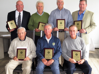 SDGA Hall of Fame Induction Ceremony