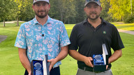 Tuscarora's Quilty & Arlukiewicz 8-Under Final Round Wins SDGA Best-Ball