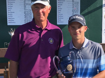 Petrin Wins Ashe at Yahnundasis with Final Round 3-under 68