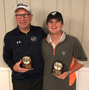 Angelucci's, Smith's win SDGA Father Child Titles