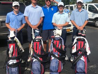 SDGA Williamson Cup Team