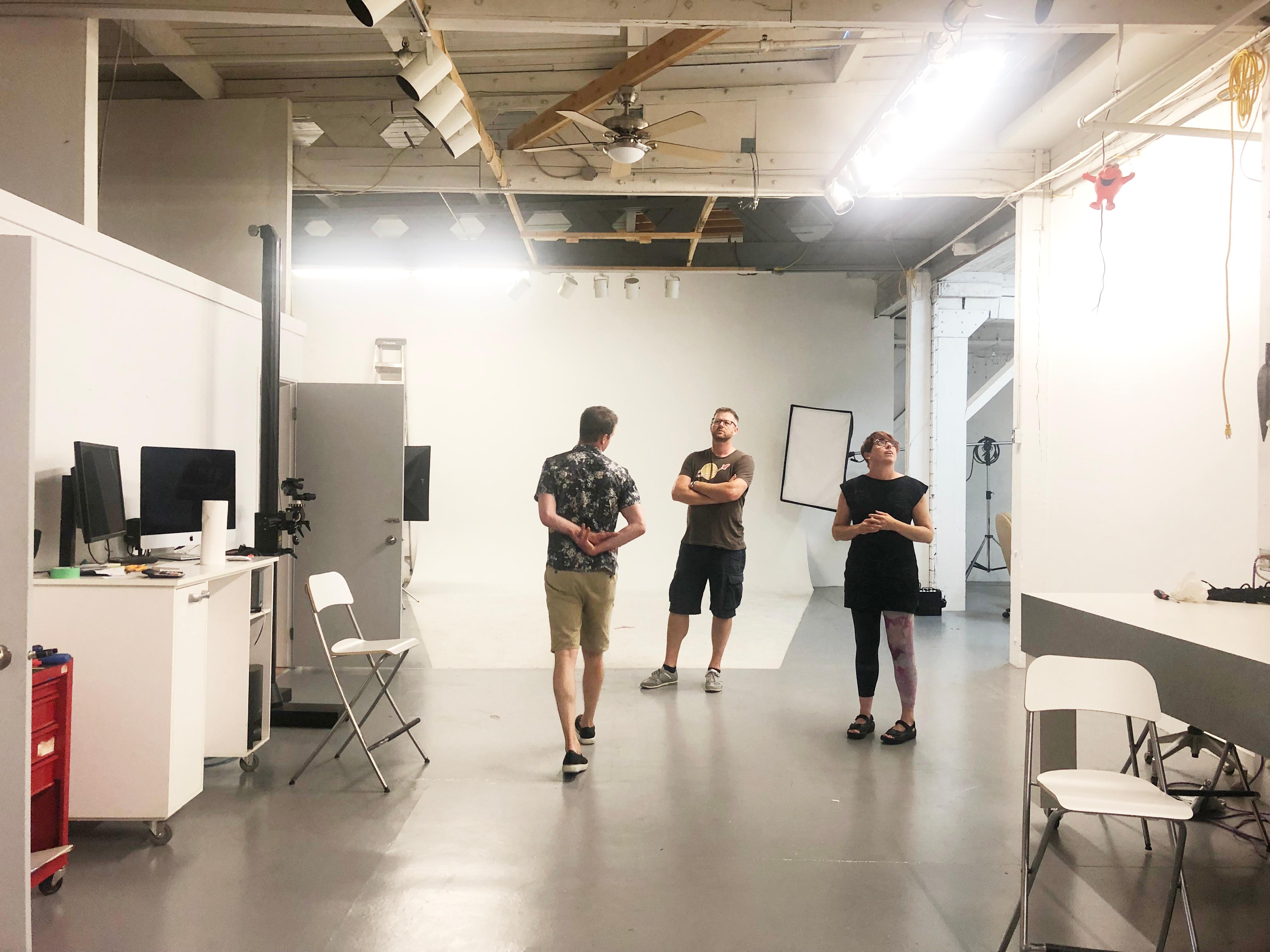 2 Hour Studio Booking