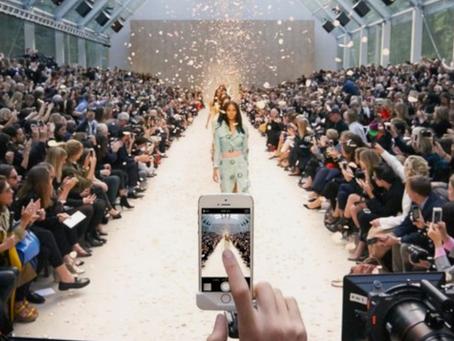 Instagram and fashion e-commerce