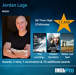 Click here for my IMDb page
