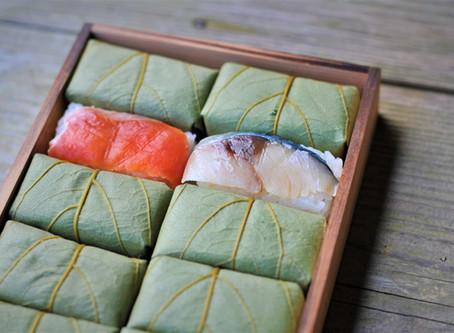 熊野を越えたもう一つの鯖街道・柿の葉寿司