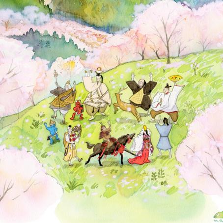 グランドツアー4月は桜の名所吉野
