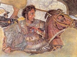世界で最も有名なテント(2)アレキサンダー大王