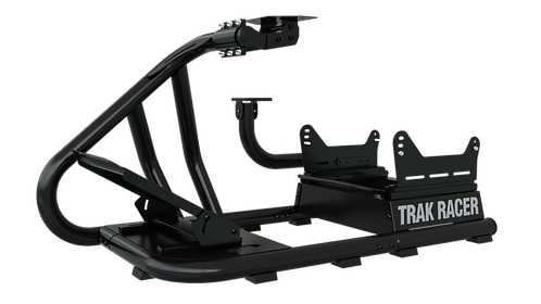 Trak Racer RS6 MACH 3 Black Racing Simulator – NO SEAT