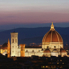 Writing: Top Five in Florence, Italy