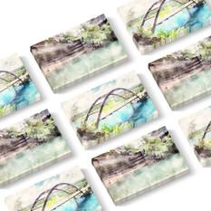 Design: Custom Amenity Cards