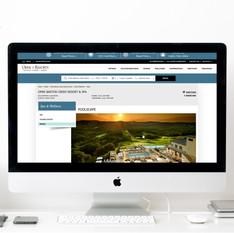 Web Content Design: Omni Barton Creek