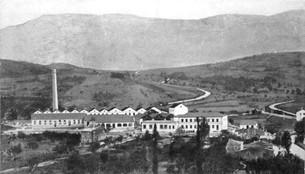 Piano d'Orta, Montecatini factories, 1930-40