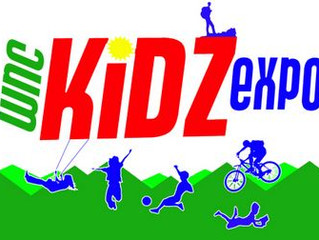 Kidz Expo, here we come!