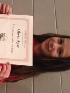 Runner Girl Olivia