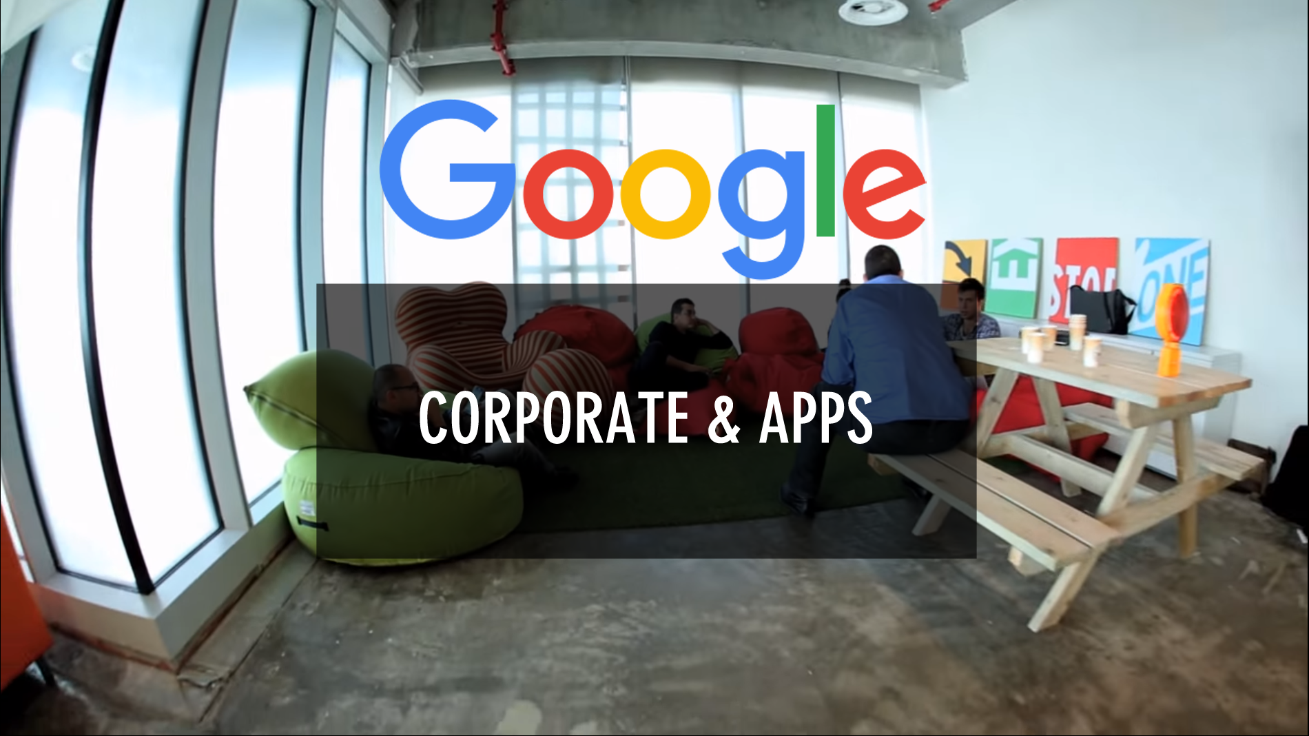 Corporate & apps