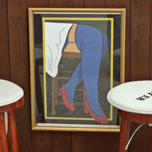 The Blue Stocking