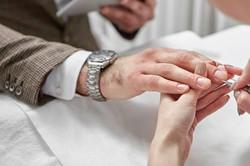 beauté des mains homme Ô soins de Mel