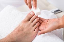 beauté des pieds homme Ô soins de Mel
