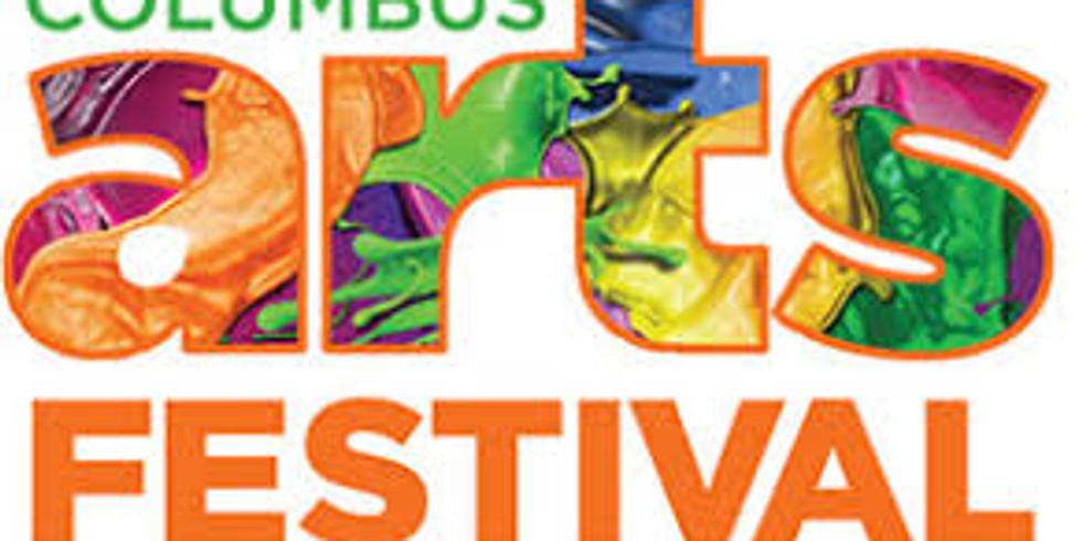 Columbus Arts Festival at the Riverfront