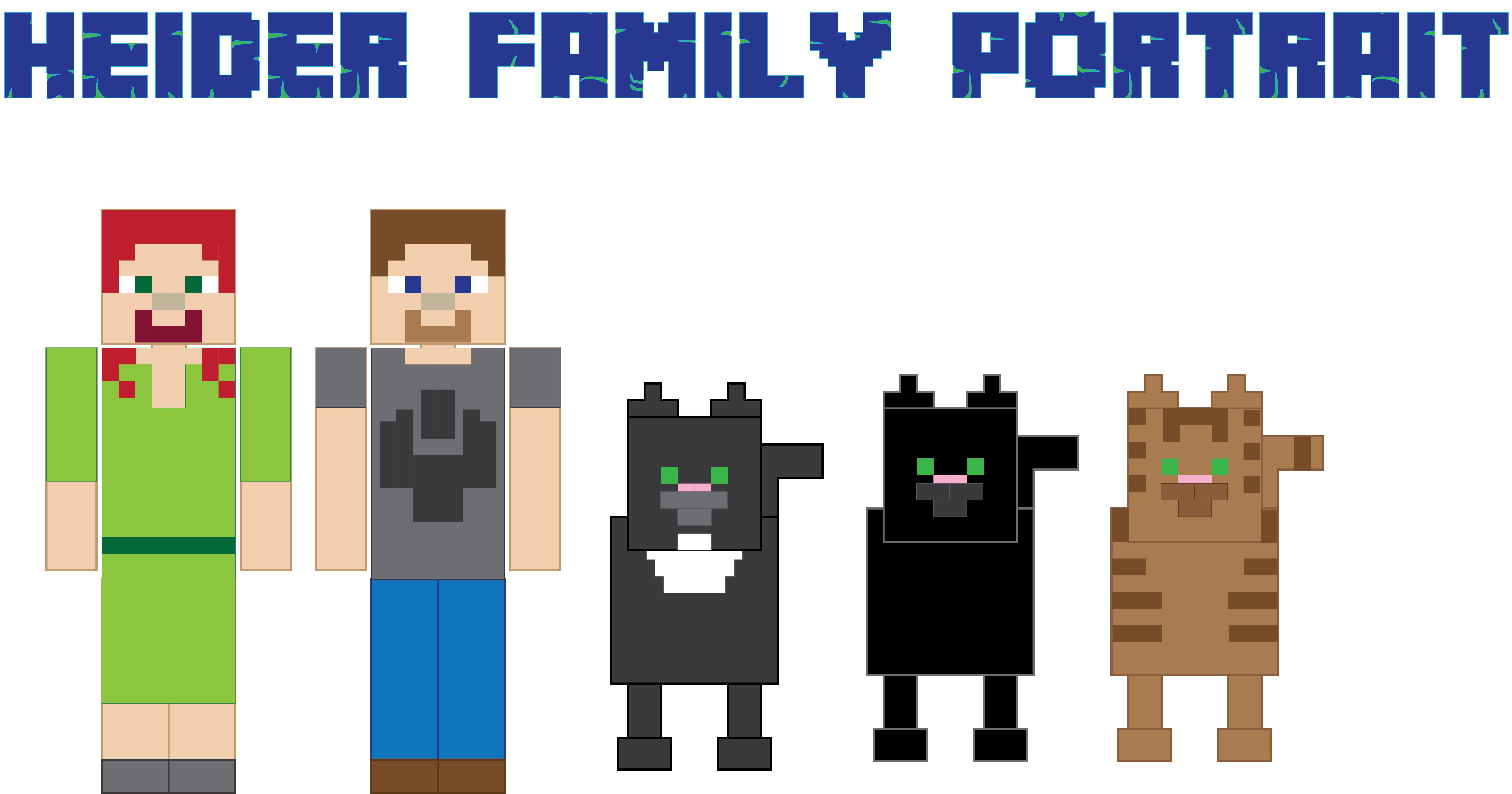 Heider Family Portrait