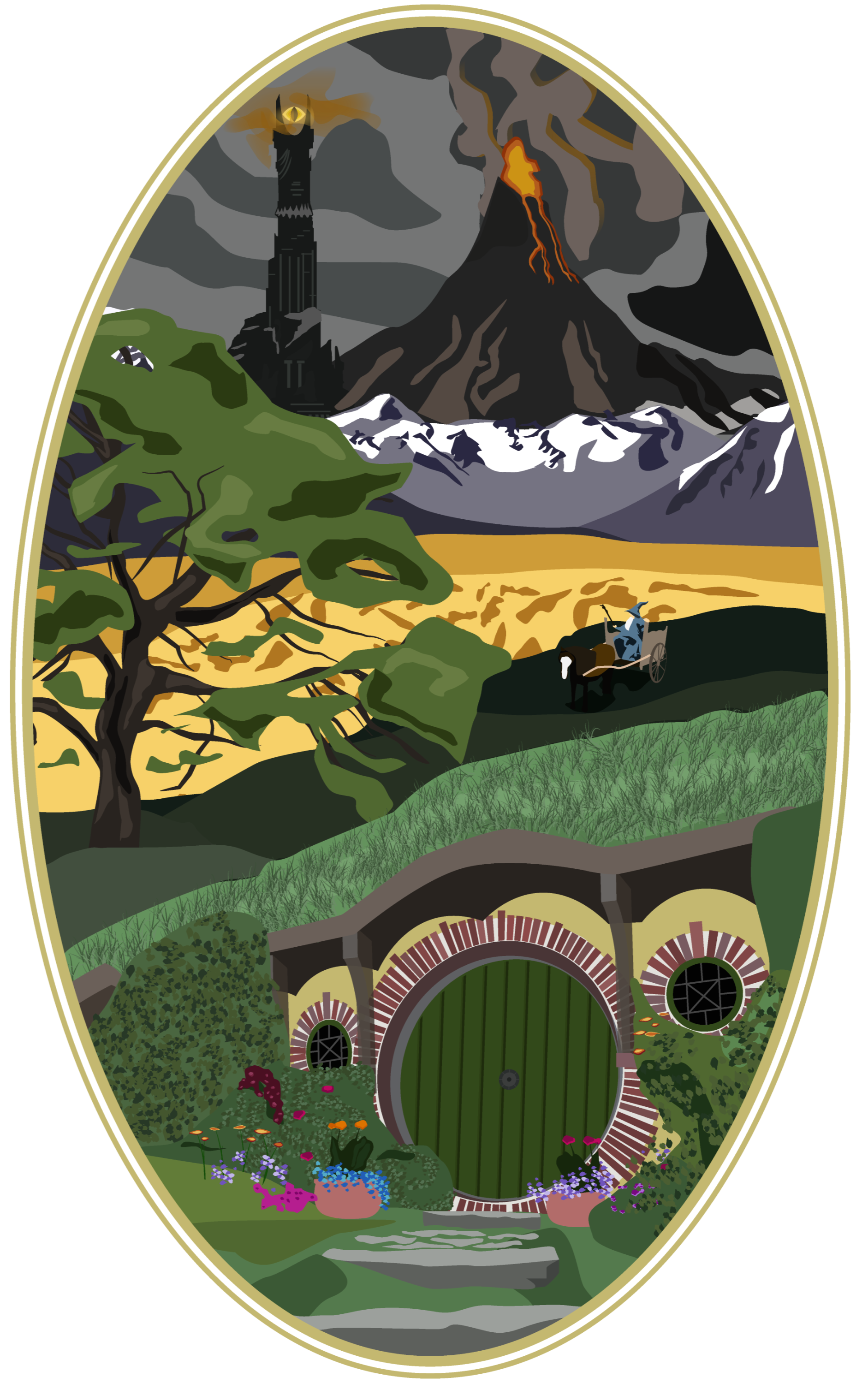 Lord of the Rings   Series pt. 1