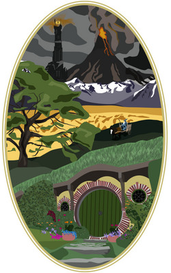 Lord of the Rings | Series pt. 1