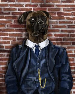 Posh Doggo