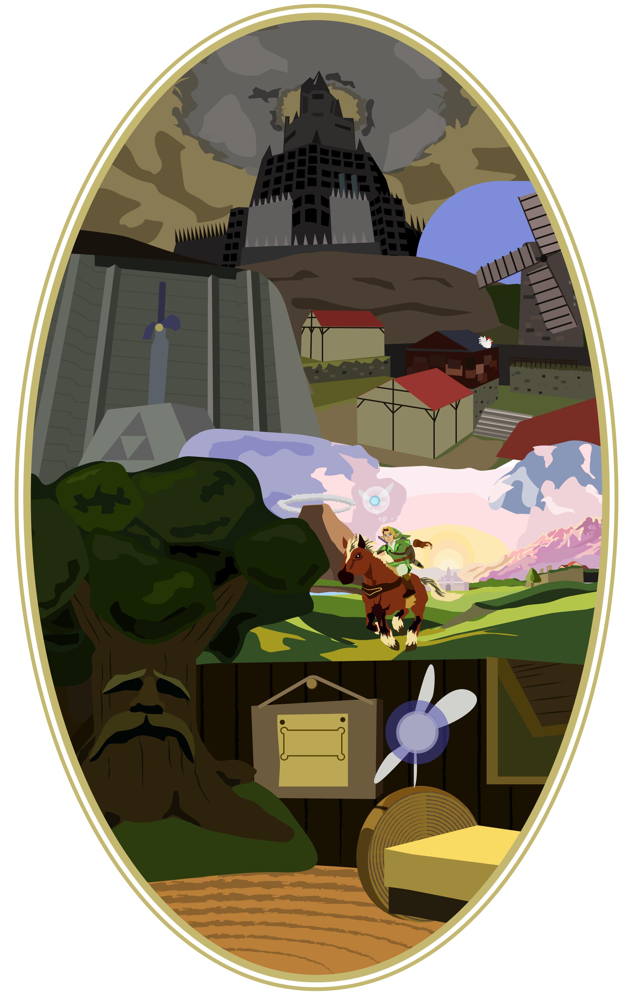 Ocarina of Time   Series pt. 4