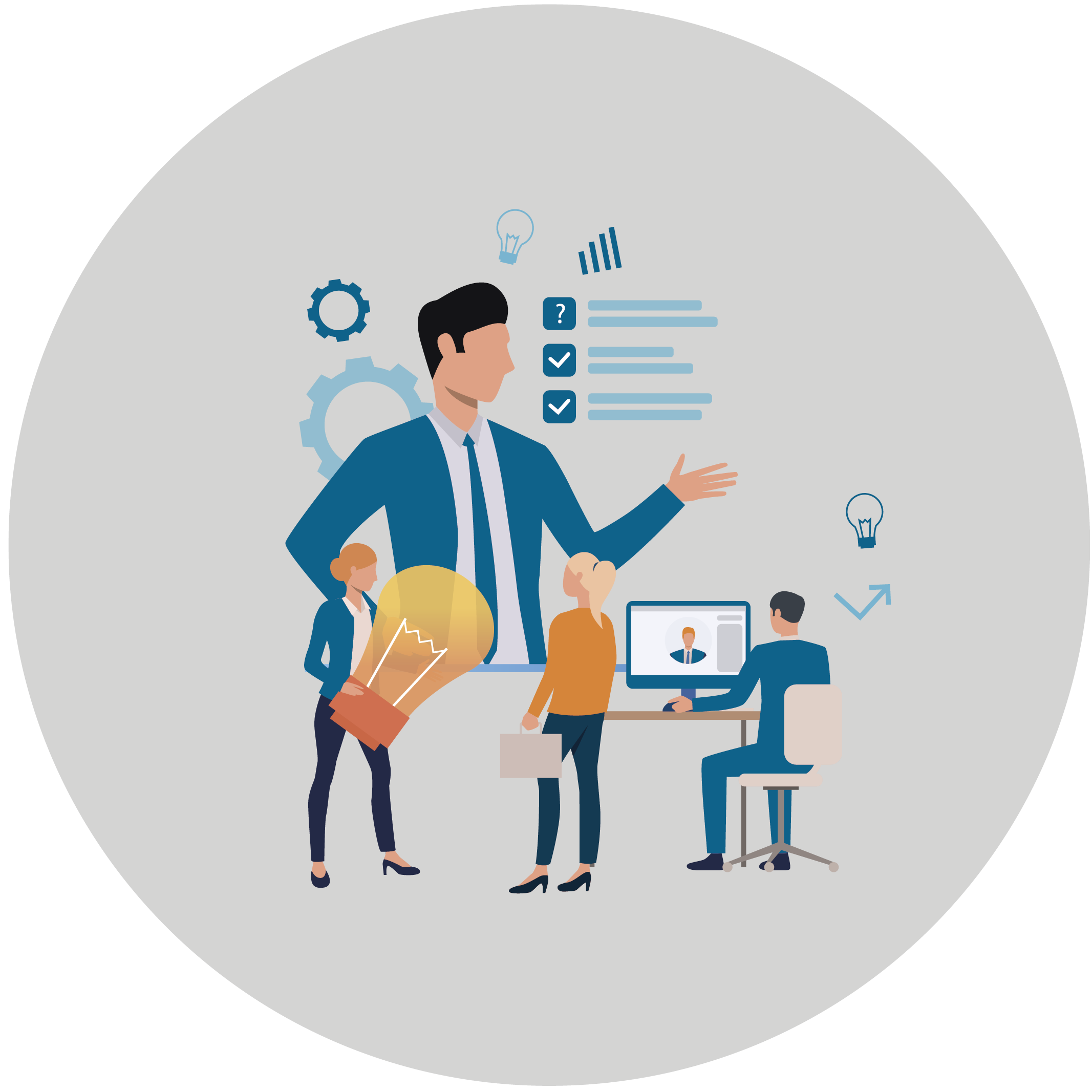 Mentorías / Coaching personal y ejecutivo