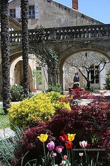 le Mas de Bouchaud , prieuré et Chaix, www.prieurebouchaud.com