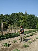 les légumes de l'été au prieuré