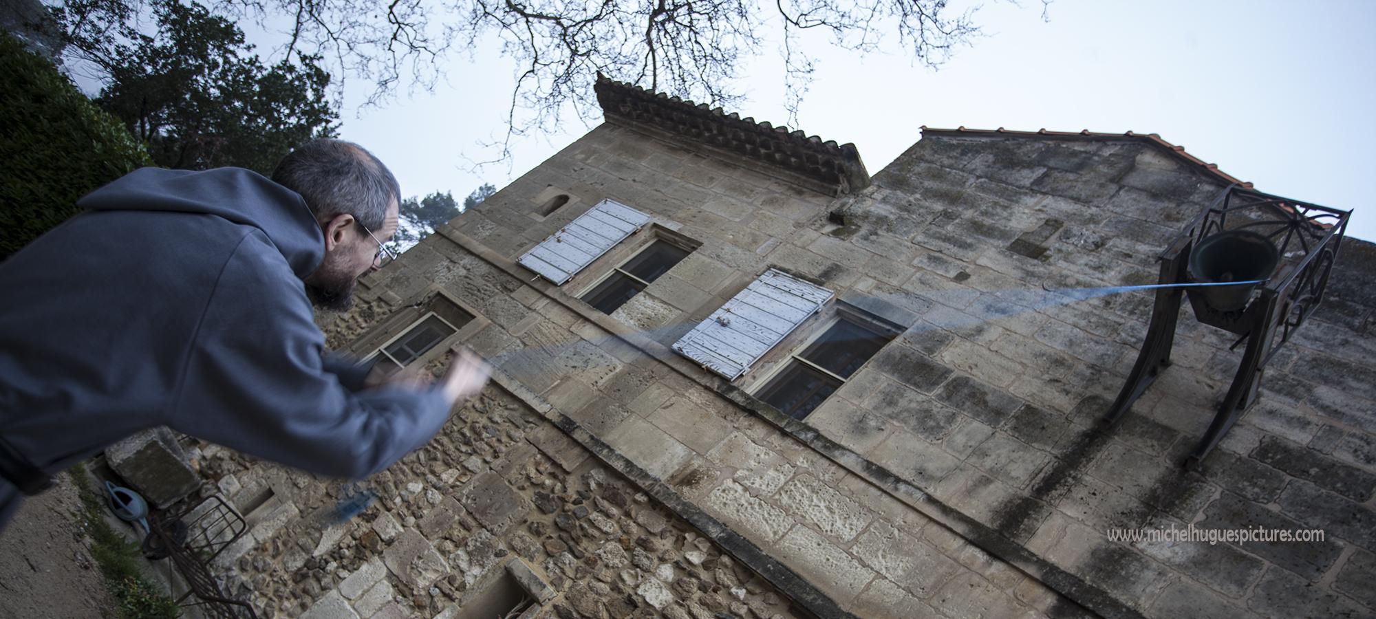 le Mas de Bouchaud, Prieuré et Chaix