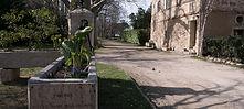 Le prieuré Notre-Dame des champs à Bouchaud à 8kms d'Arles