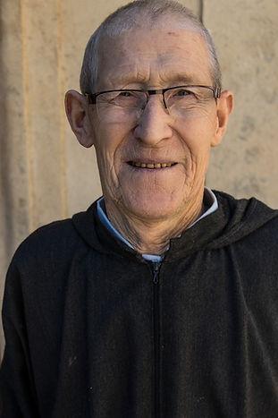 Père Henri QUENTEL Père Prieur à Bouchaud Arles