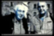 Raymond DEPARDON des retrouvailles lors d'une exposition alors que nous nous étions déjà croisés lors de mes jeunes débuts à l'afp