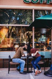 Starbucks Barista dating
