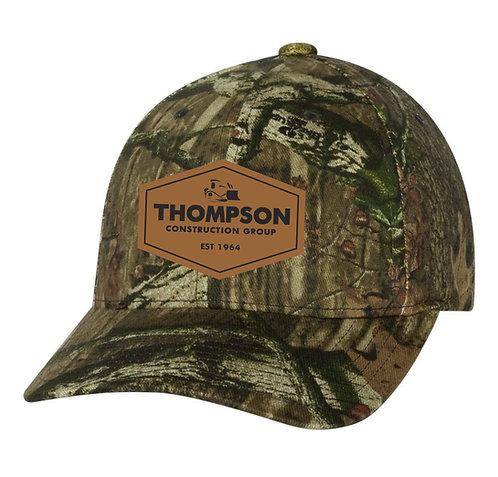Flexfit Mossy Oak Infinity With Thompson Patch