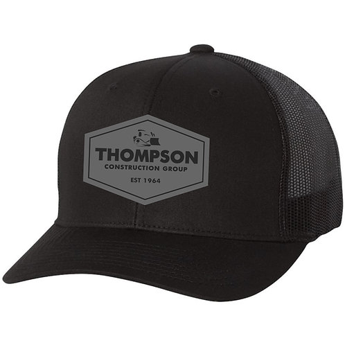 SnapBack Retro Truck With Thompson Patch