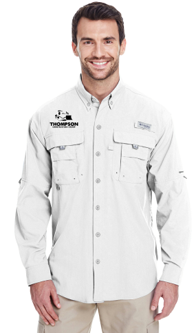 Columbia Men's Bahama II Long-Sleeve Shirt