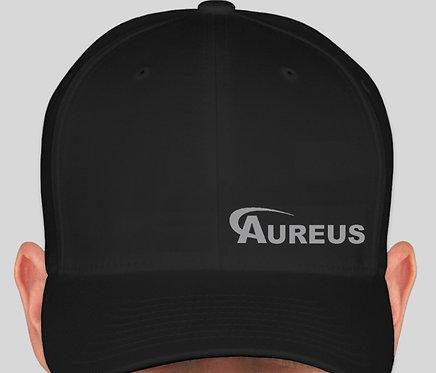 FlexFit With Aureus Logo on Side Panel