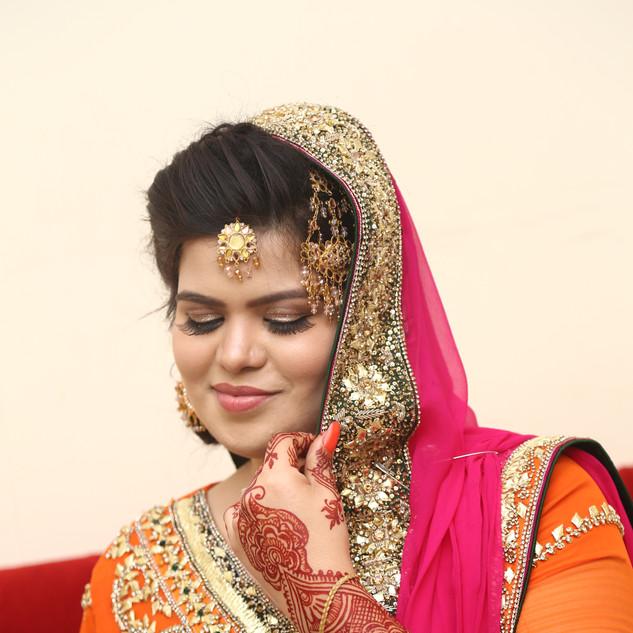 04 Mehndi by Zara, Asian Bridal Makeup Artist London