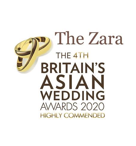 The Zara Asian Brdal Makeup Artist 2020.