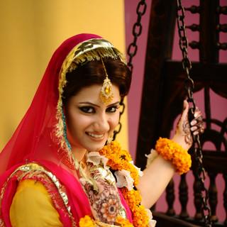 15 Mehndi by Zara, Asian Bridal Makeup Artist London