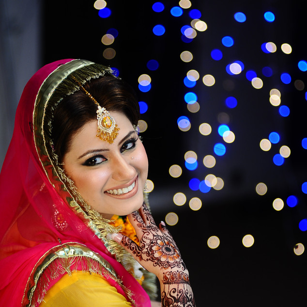 08 Mehndi by Zara, Asian Bridal Makeup Artist London
