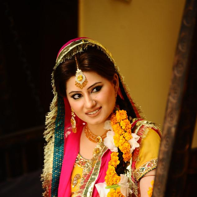 07 Mehndi by Zara, Asian Bridal Makeup Artist London