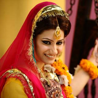 14 Mehndi by Zara, Asian Bridal Makeup Artist London