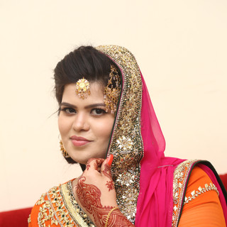 05 Mehndi by Zara, Asian Bridal Makeup Artist London