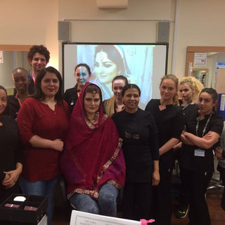 13 Makeup Classes The Zara, London